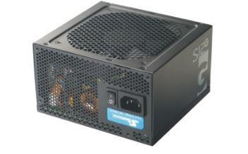 SEASONIC zdroj 650W SSP-650RT, 80+ GOLD
