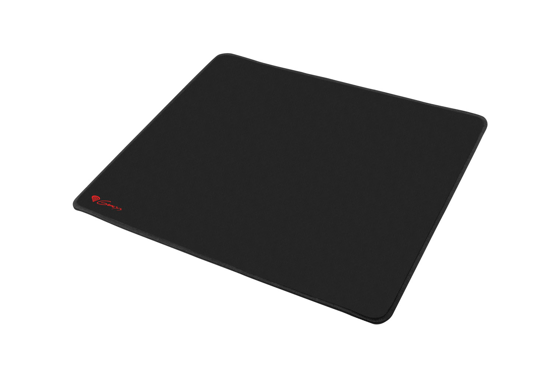 Natec Genesis M12 Midi podložka pod myš, logo, černá