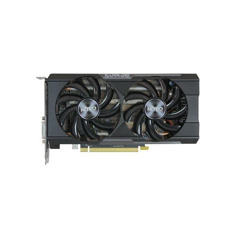 Sapphire Radeon R7 370 VAPOR-X OC, 4GB GDDR5 (256 Bit), HDMI, 2xDVI, DP, LITE