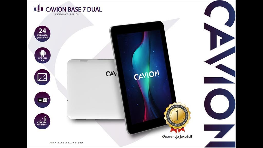 Kiano Cavion Base 7.1 Quad