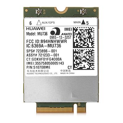 HP hs3110 HSPA+ W10 WWAN EliteBook/Zbook G2