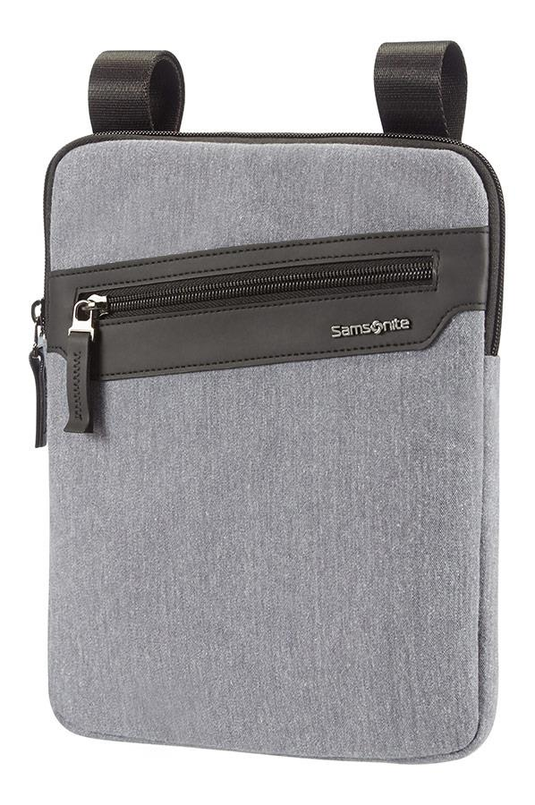 Crossover SAMSONITE 61D08002 7''-9,7'' HIPSTYLE2 tablet, pockets, grey
