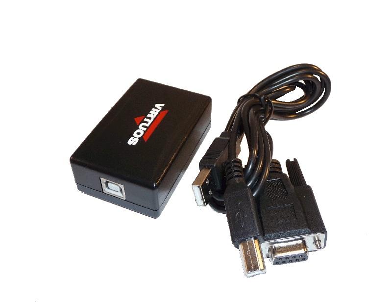 RS-232 adaptér pro pokladní zásuvku