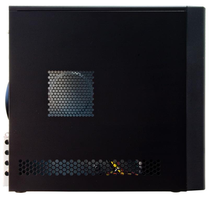 Chieftec case MESH series CD-01B-U3-350S8, 350W (GPA-350S8)