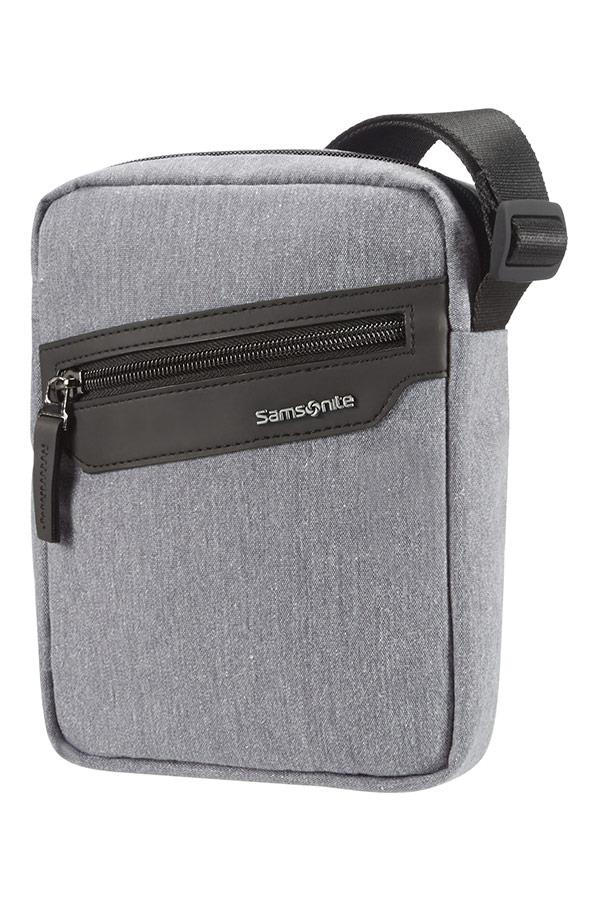 Crossover SAMSONITE 61D08001 7,9'' HIPSTYLE2 tablet, pockets, grey