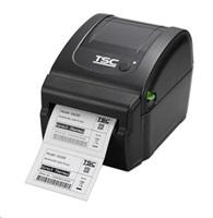 TSC DA200 Stolní termální DT tiskárna čárových kódů, 5 ips, 203 dpi, USB+RS232.