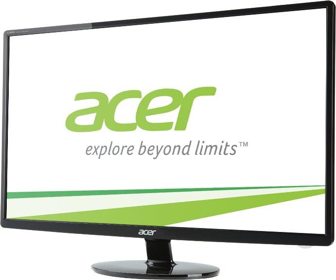 """23"""" LCD Acer S230HLBbii -5ms,200cd,2xHDMI,100M:1"""