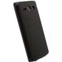 Krusell flipové pouzdro Donsö pro Huawei Y530, černá