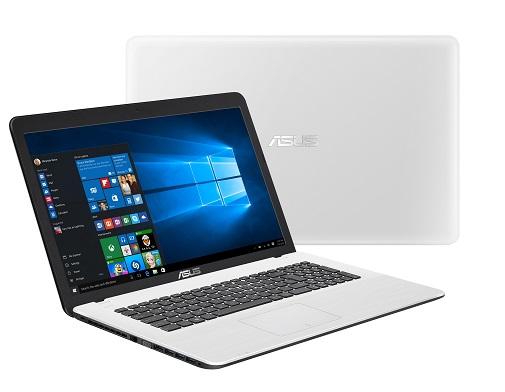 ASUS X751SJ-TY010T N3700/8GB/1TB SATA/DVD-RW/GT920M 2GB/Win10/bílý