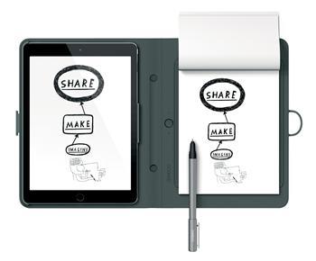 Bamboo Spark snap-fit iPad Air