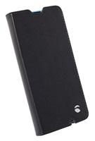 Krusell flipové pouzdro MALMÖ FolioCase pro Microsoft Lumia 550, černá