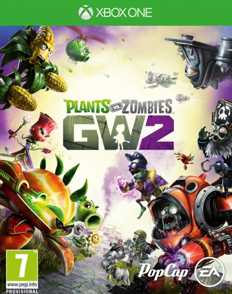 XONE - PLANTS VS. ZOMBIES: GARDEN WARFARE 2