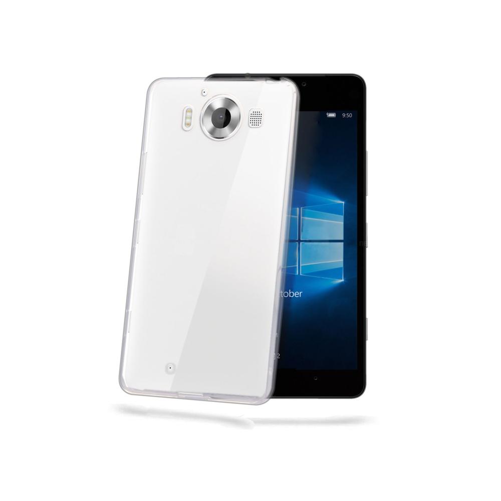 TPU pouzdro CELLY Gelskin Lumia 950, bezbarvé