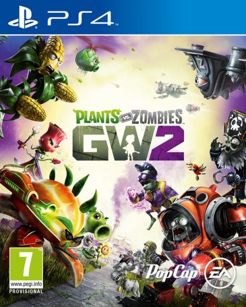 PS4 - PLANTS VS. ZOMBIES: GARDEN WARFARE 2