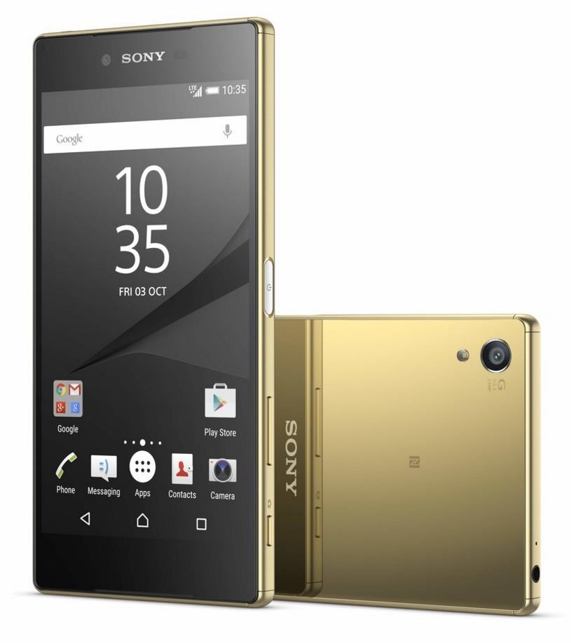 Sony Xperia Z5 Premium Gold