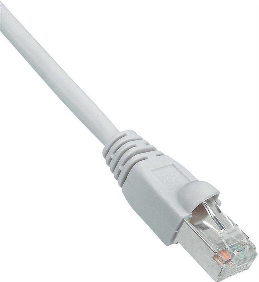 Patch cord FTP cat5e 0,25M šedý