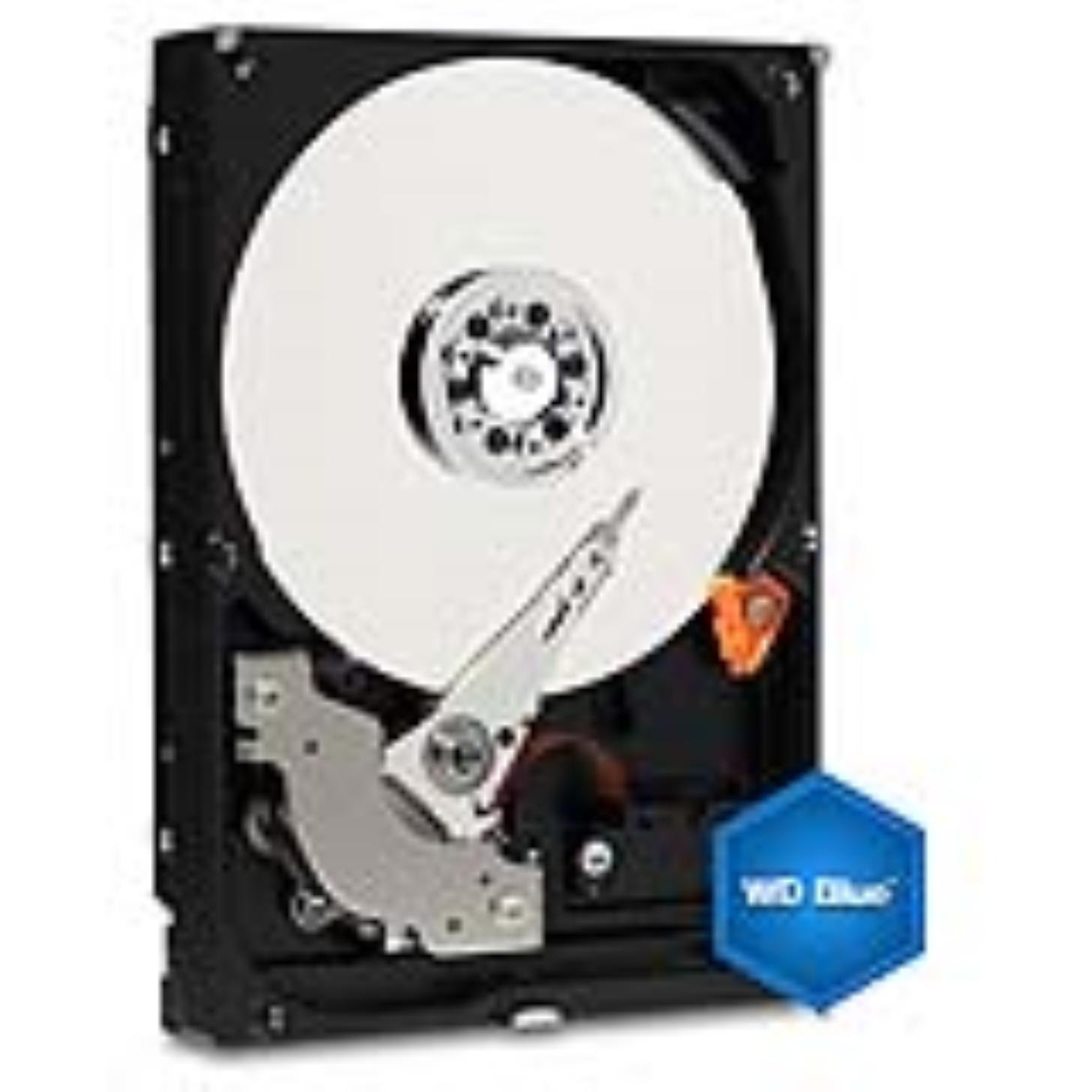 WD Blue WD60EZRZ 6TB HDD 3.5'', SATA/600, 64MB cache