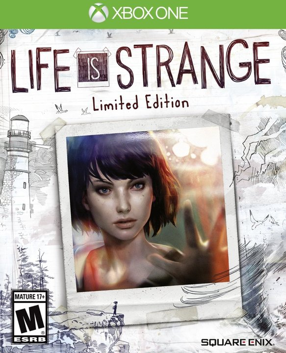 XOne - Life is Strange Limited Edition