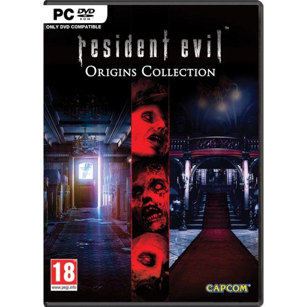 Capcom PC hra Resident Evil Origins Collection