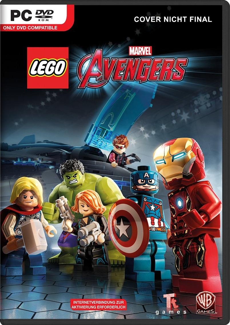 Warner Bros. PC hra LEGO Marvel's Avengers