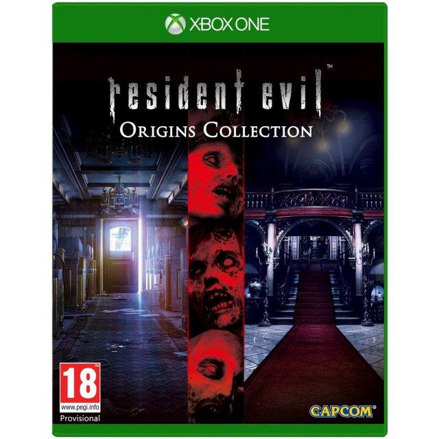 Capcom Xbox One hra Resident Evil Origins Collection