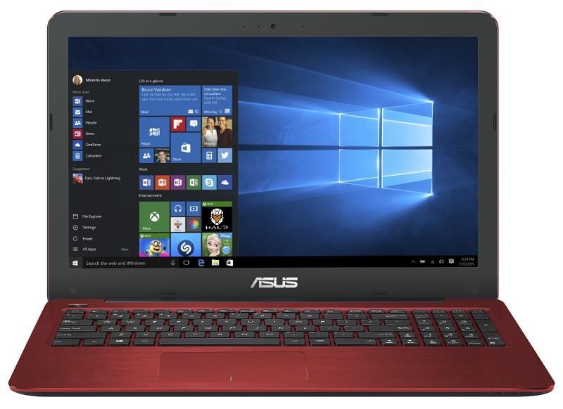 ASUS NB F556UF i5-6200U/8GB/1TB/15.6 FHD AG/DVD/GT930M 2G/W10 Red