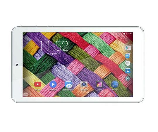 Umax VisionBook 7Q Plus/7´´ 1024x600 IPS/1,3GHz QC/1GB/8GB/GPS/WL/BT/SD slot/HDMI/A5.1LP