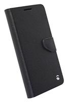 Krusell flipové polohovací pouzdro BORAS pro Lumia 950 XL, černá