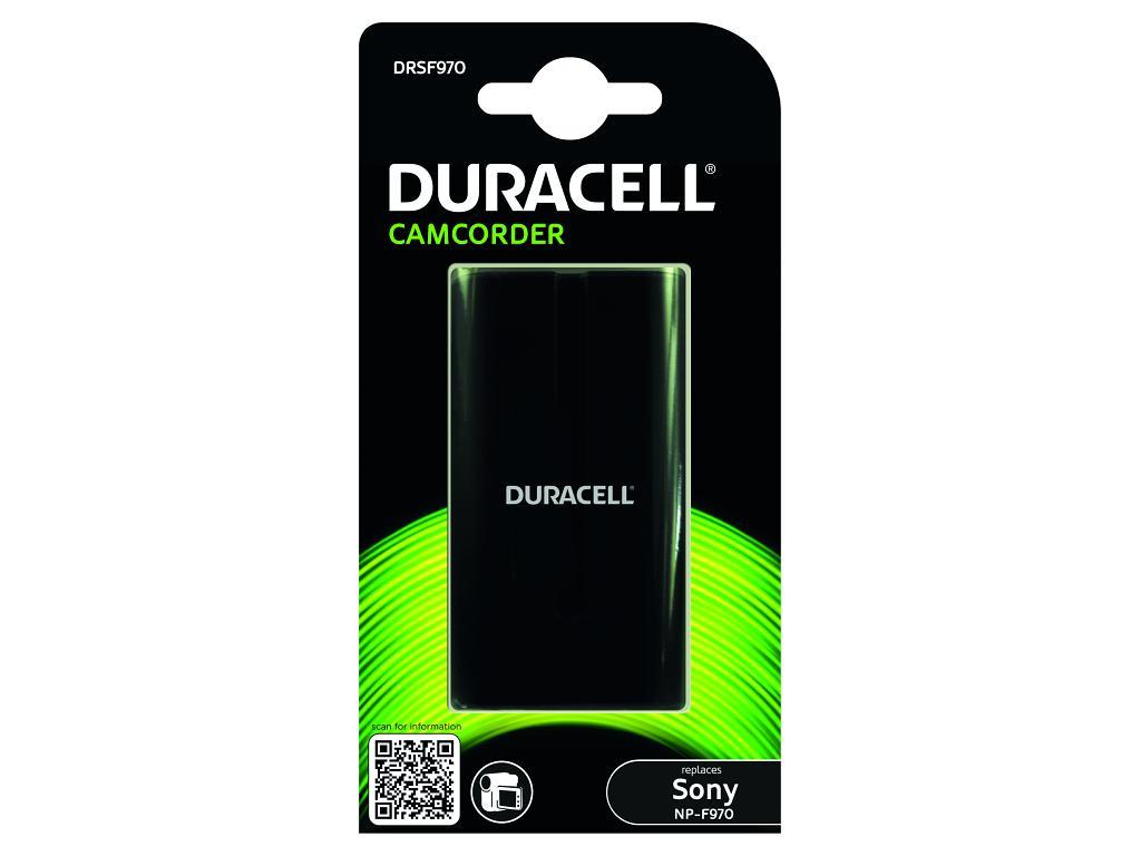 DURACELL Baterie - Baterie do kamery nahrazuje Sony MP-F970 7,2V 7800mAh