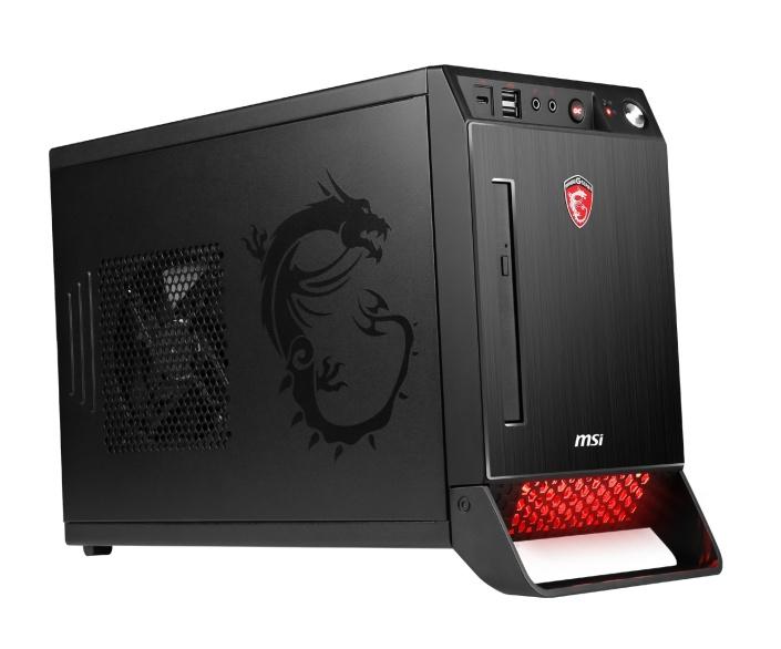 MSI PC Nightblade X2B-093EU Full system/i5-6400 Skylake/Z170/8GB/128 SSD+ 1TB HDD/GTX970 OC 4GB/DVDRW/USB3/Win 10