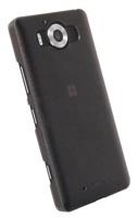 Krusell zadní kryt BODEN pro Lumia 950, transparentní černá
