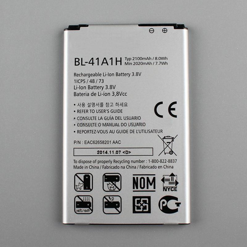LG Baterie BL-41A1H 2100mAh Li-Ion (Bulk)
