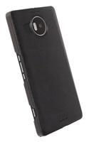 Krusell zadní kryt BODEN pro Lumia 950 XL, transparentní černá