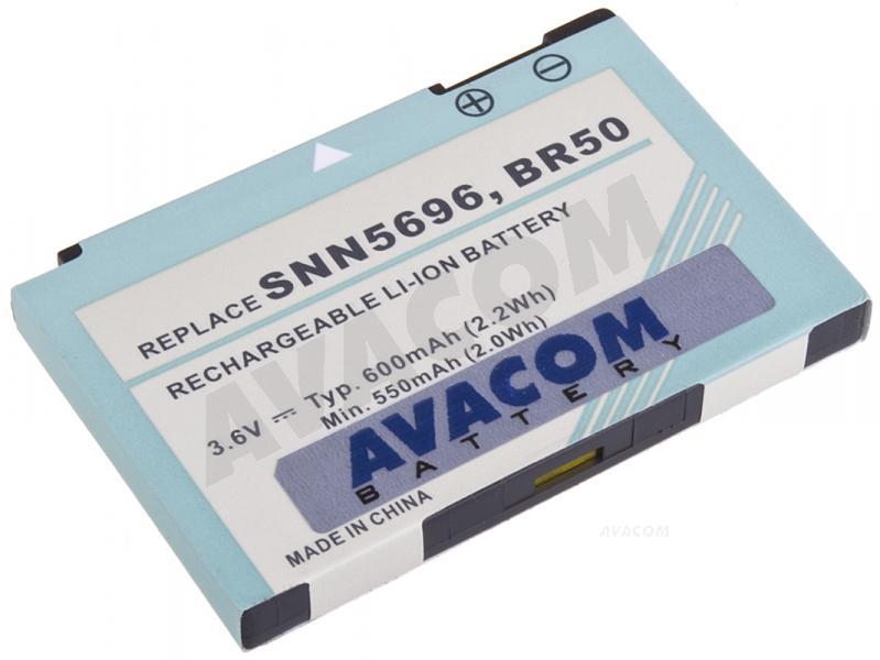 Náhradní baterie AVACOM Baterie do mobilu Motorola RAZR Li-Ion 3,7V 600mAh (náhrada BA700)