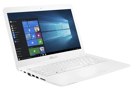ASUS NB E402SA N3050/2GB/32G EMMC/14 HD GL/W10 White