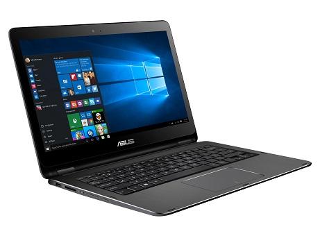 ASUS TP301UA 13.3T/i7-6500U/512SSD/8G/W10P černý