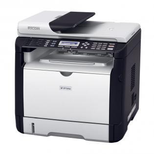 Ricoh Aficio SP 311SFN laserová multifunkční tiskárna