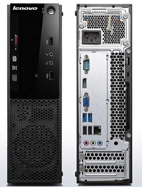 LENOVO PC S500 SFF i3-4170@3.7GHz, 4GB, 1TB72, HD4400, VGA, DP, DVD, 6xUSB, RS-232, W7P+W10P