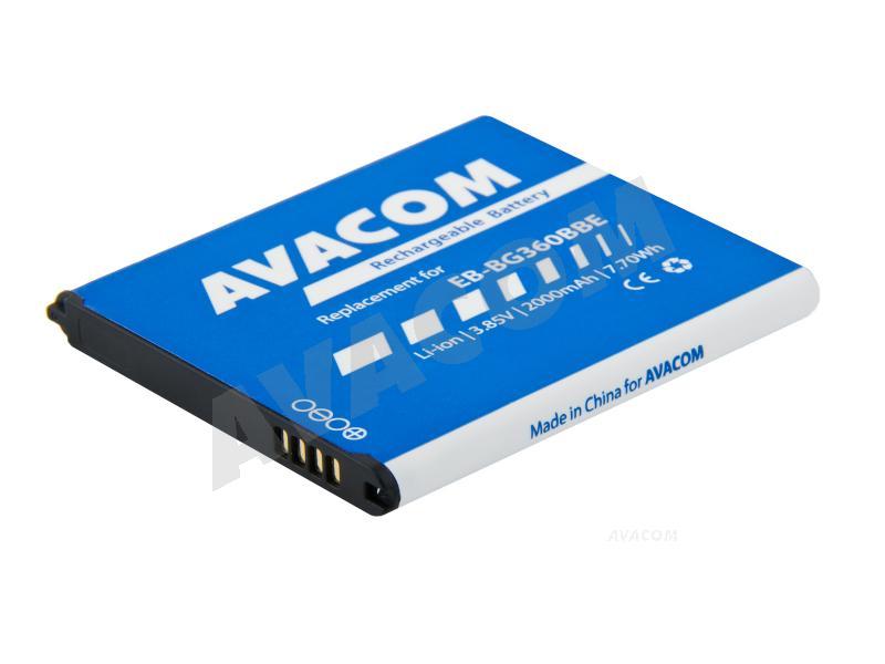 Náhradní baterie AVACOM Baterie do mobilu Samsung Galaxy Ace4 Li-Ion 3,8V 1900mA, (náhrada EB-BG357BBE)