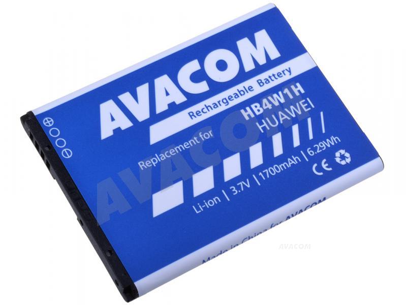 Náhradní baterie AVACOM Baterie pro Huawei G510 Li-Ion 3,7V 1700mAh (náhrada HB4W1H)