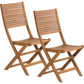 FDZN 4012-T Skládací židle 2ks FIELDMANN