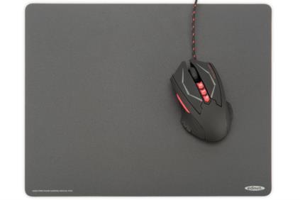 Vysoce přesná Herní Podložka pod myš, L 345 xB 280 x H 1,8 mm Barva černá