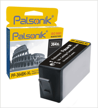 Palsonik 364XL BK(XL) HP HP kompatibilní cartridge CN684EE