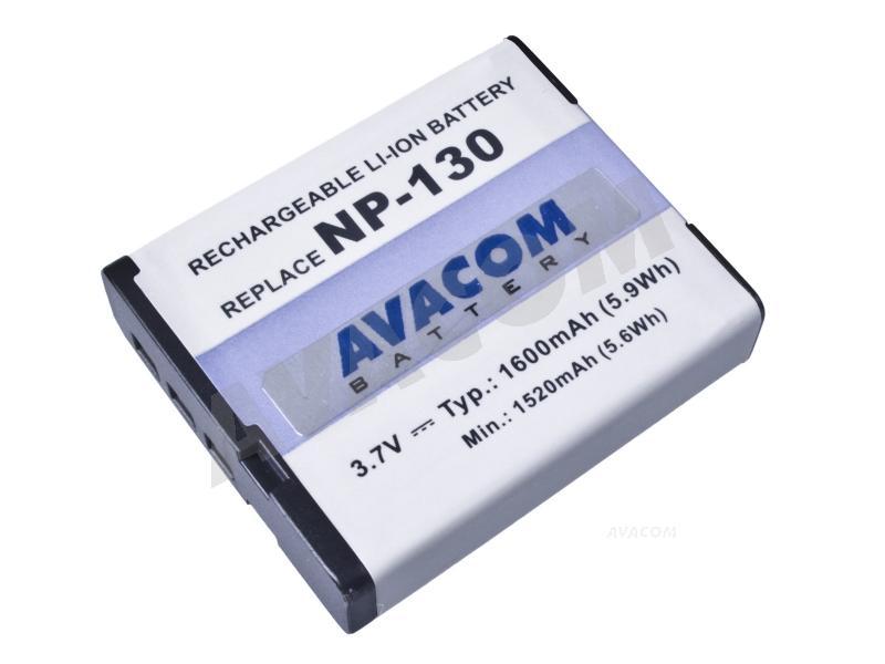 AVACOM Casio NP-130 Li-Ion 3.7V 1600mAh 5.9Wh