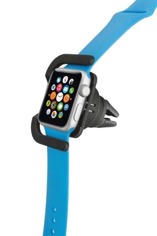 TRUST Držák do ventilačních výdechů v autě k nabíjení hodinek Apple Watch 38 mm