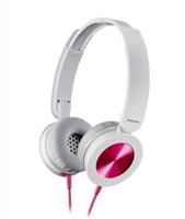 Panasonic stereo sluchátka RP-HXS220E-P, 3,5 mm jack, růžová