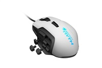 ROCCAT myš ROC-11-901 NYTH Modular MMO Gaming Mouse, White
