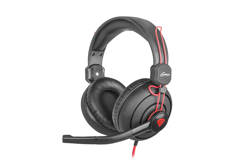 Multiplatformní stereo sluchátka Natec Genesis H70