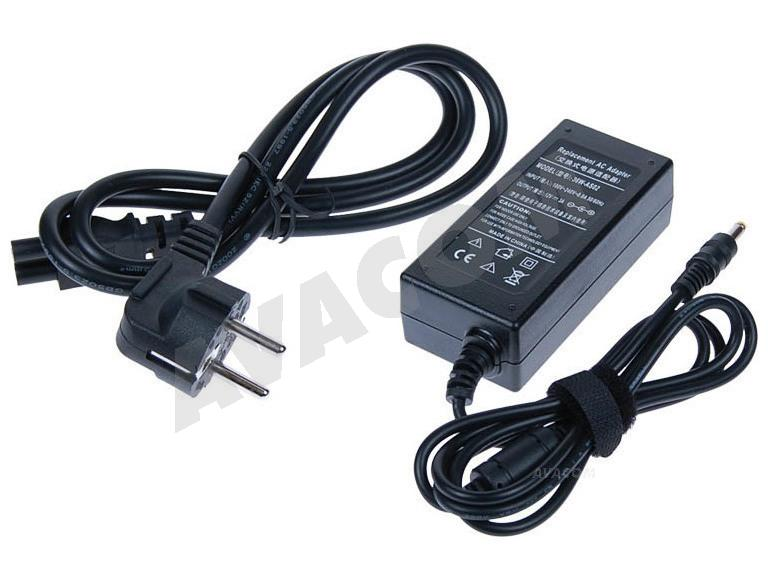 Nabíjecí adaptér AVACOM ADAC-EEE-12V pro netbook Asus EEE 1000 12V 3A 36W, konektor 4,8mm x 1,7mm