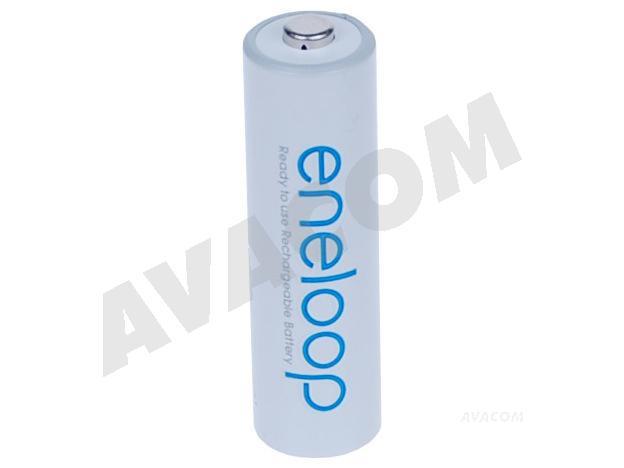 Nabíjecí baterie AA Sanyo Eneloop 1900mAh Ni-MH 1ks Bulk - 1800 nabíjecích cyklů